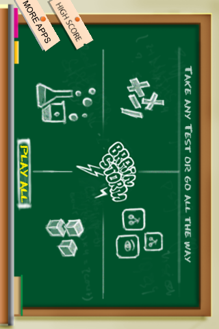 Screenshot BrainStorm Game