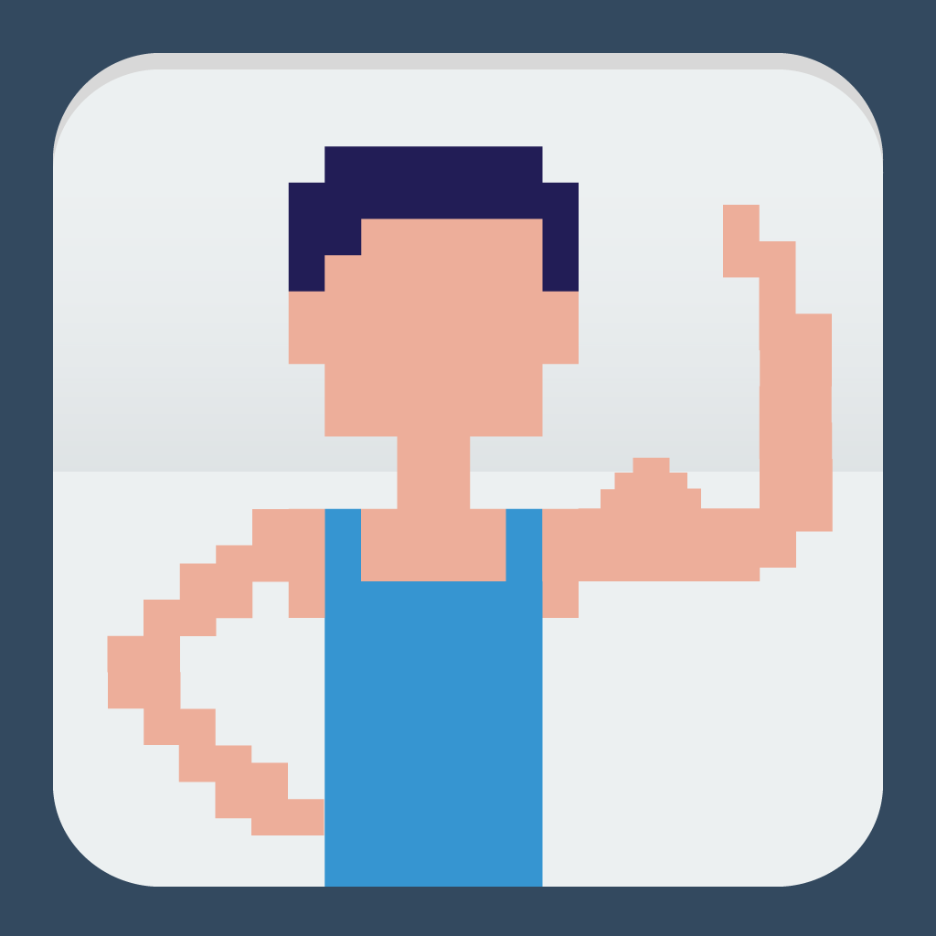 Workout (7 Minute Body Fitness Exercise) by George Liang icon