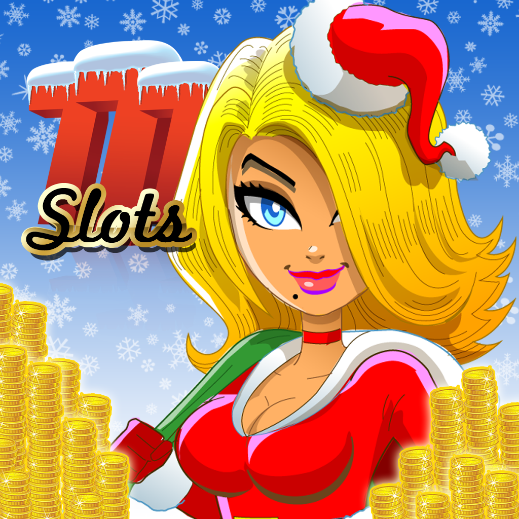 Ace Christmas Slots - Sultry Santa Holiday Bells Slot Machine Game Free